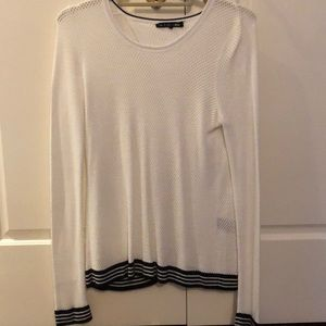 Rag & Bone mesh long sleeve